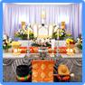 祭壇装飾花一式・家族葬・ベーシックプラン